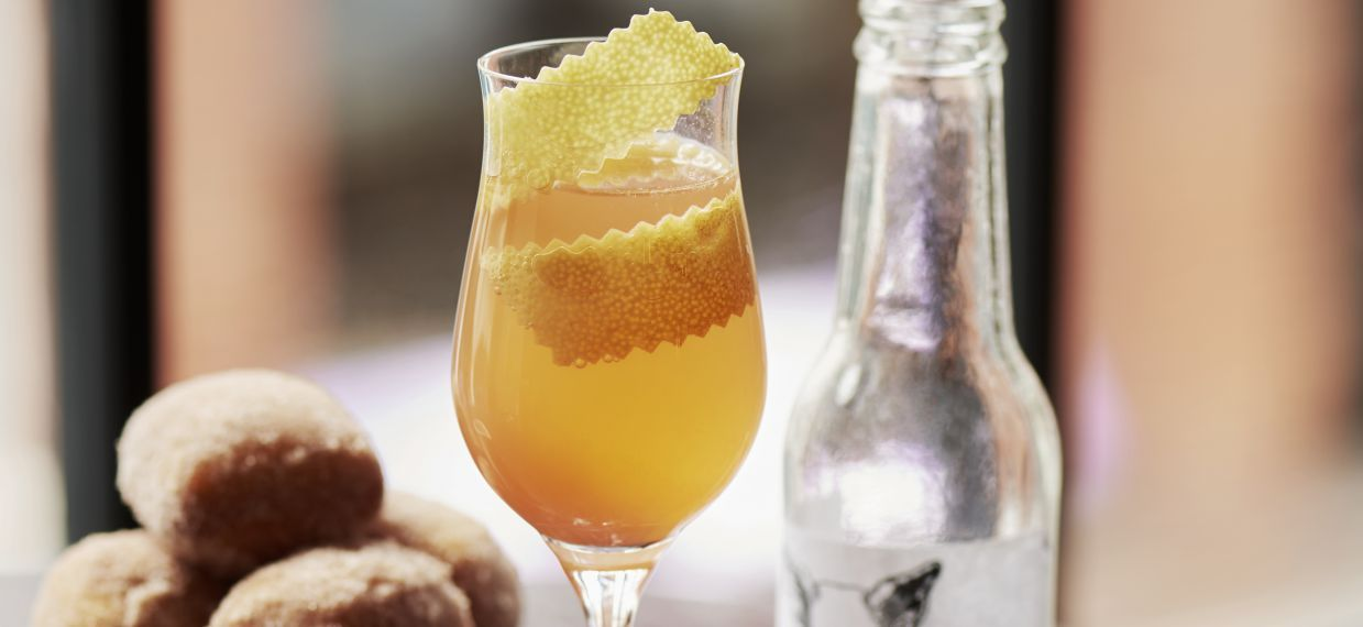 French 75 PSI Cocktail