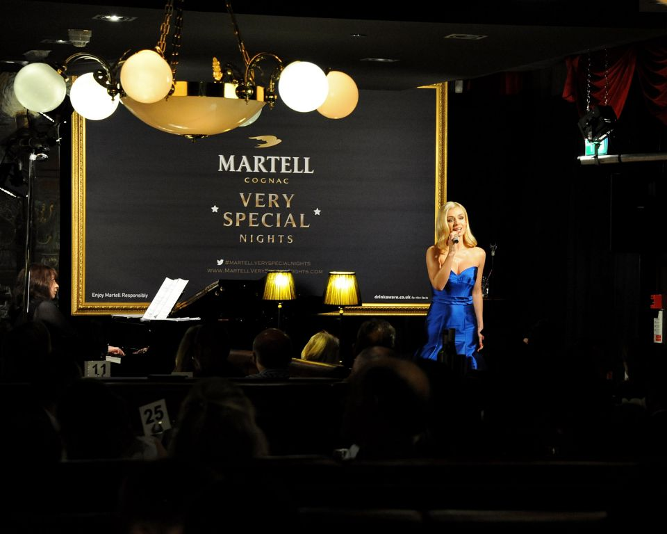 A Martell Very Special Night at Brasserie Blanc -