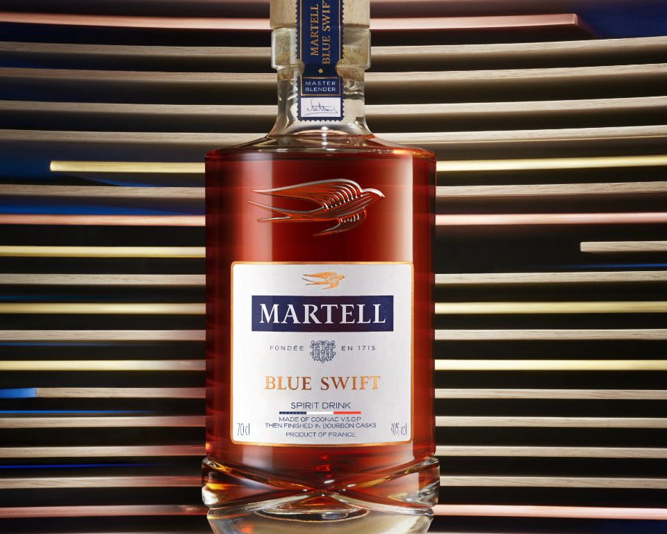 Homepage - THE FIRST EVER SPIRIT DRINK MADE WITH COGNAC VSOP, THEN FINISHED IN BOURBON CASK