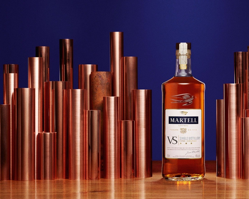 Homepage - A Richer Cognac Experience...
