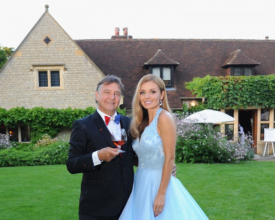A Martell Very Special Night at Belmond Le Manoir aux Quat'Saisons -