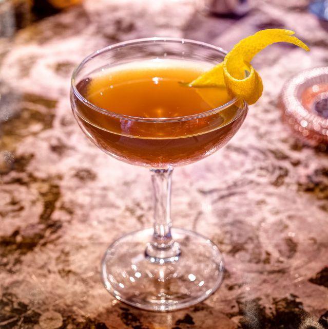 Amère èlègante cocktail
