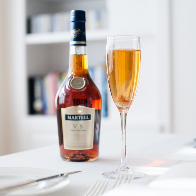 Classic Champagne Cocktail INGREDIENTS