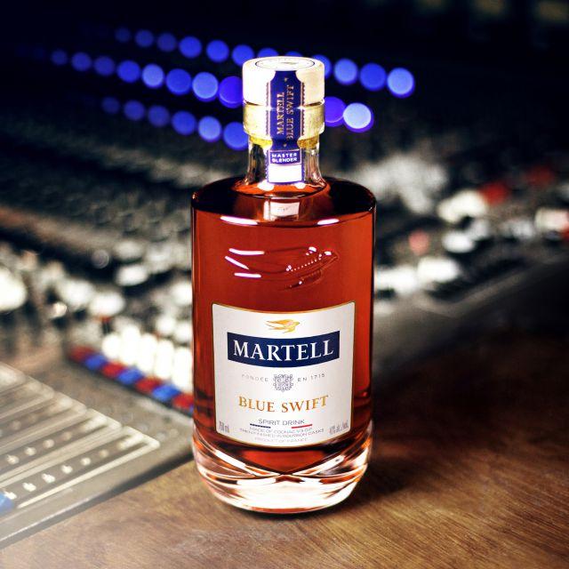 Martell Blue Swift The Spirit
