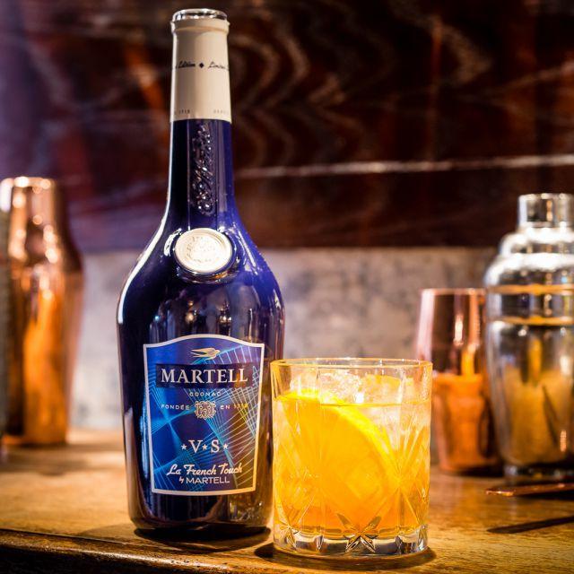 Nouveau Carré Cocktail