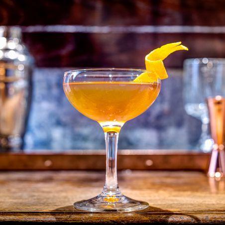 Bitter Elégante Cocktail