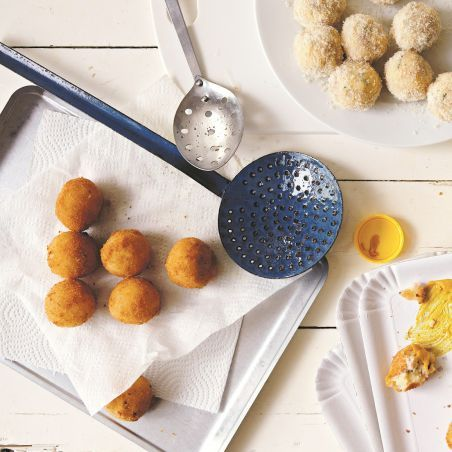 Cheese and Ham Croquettes Recipe
