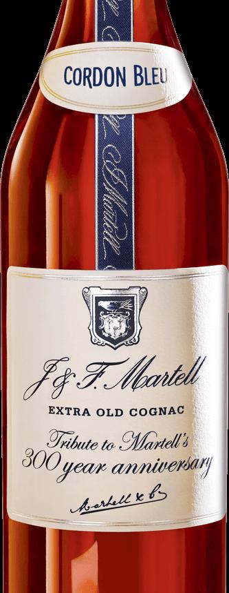 martell cognac cordon bleu 300 bottle