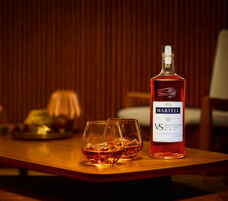 A bottle of cognac - 3 part 4