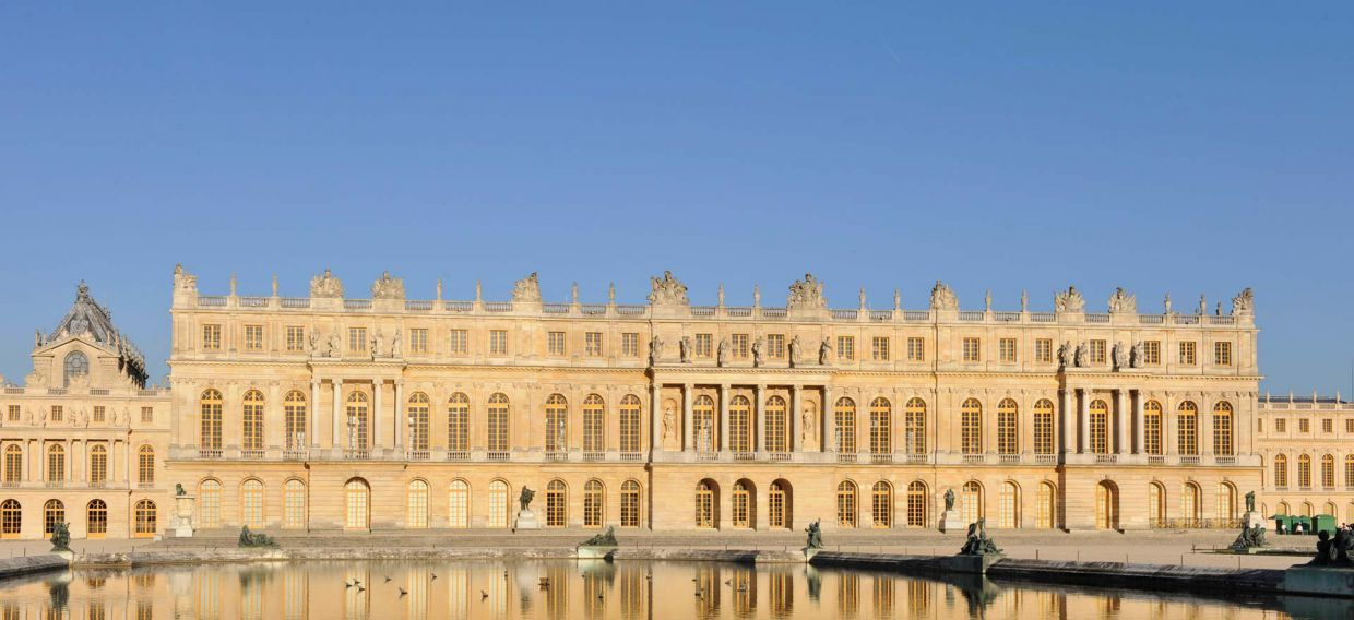 Martell VIP guests at Versailles palace on May, 21st