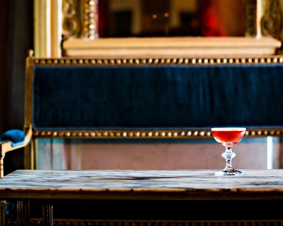 cognac cocktail recipe blackcurrant
