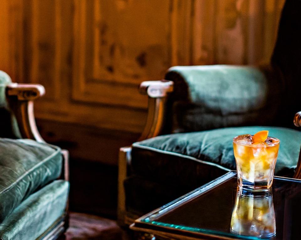 PLUM SPRITZ - Cocktail
