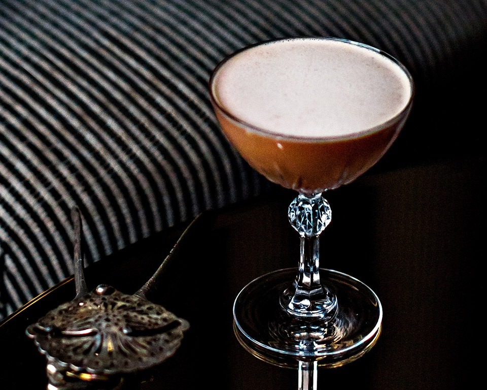 cognac cocktail recipe robust coffee