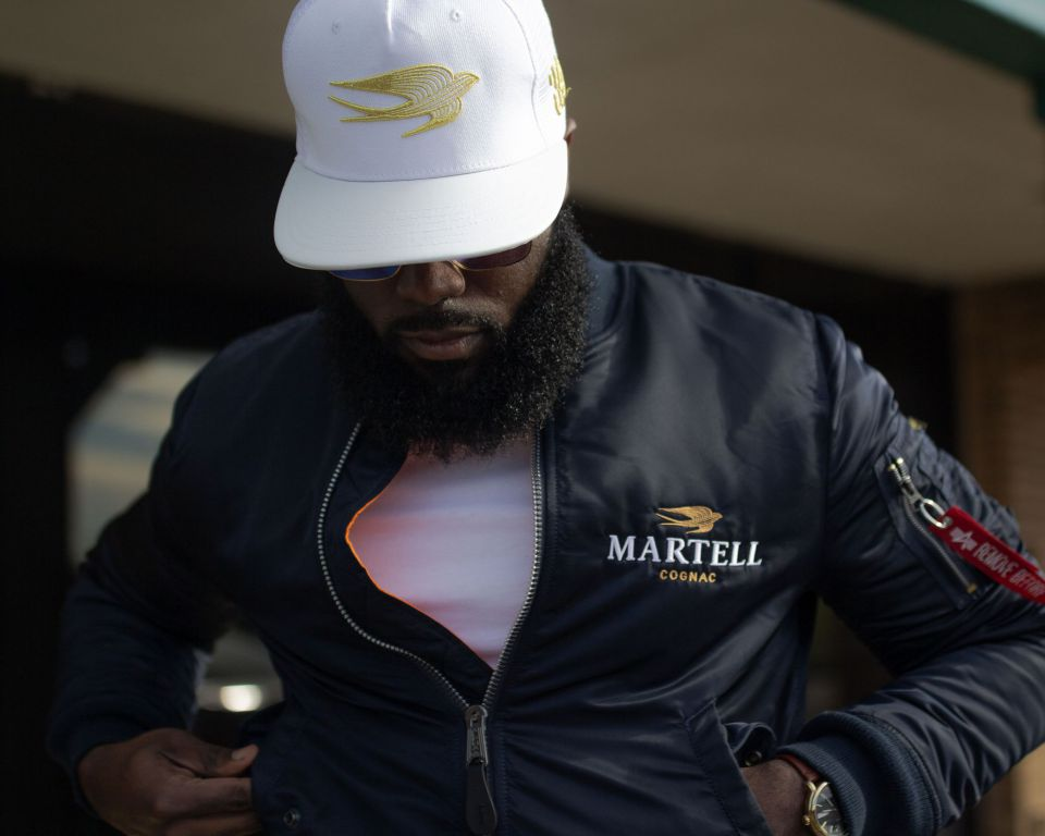 Jacket Sweepstakes Martell Cognac
