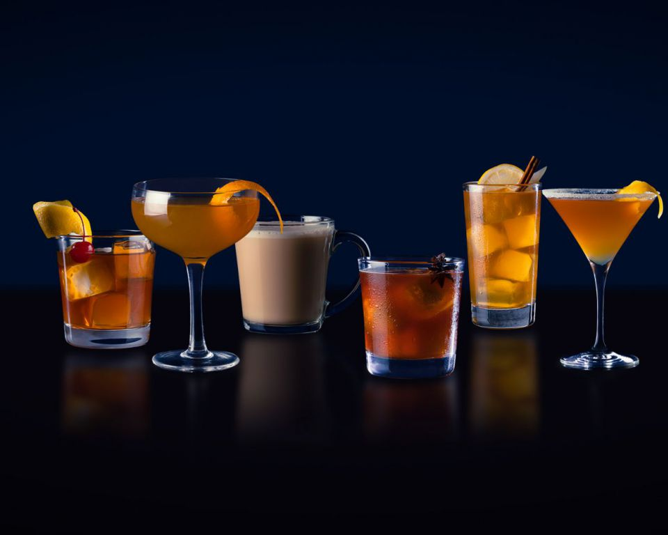 COCKTAILS - Cognac cocktails for every taste.