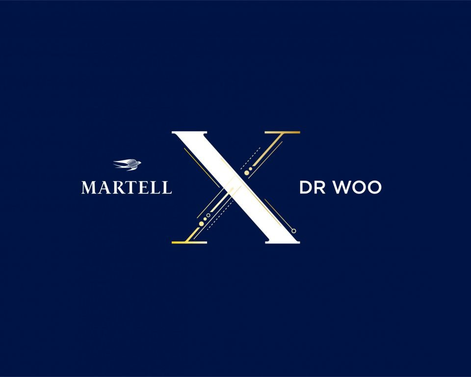 Martell VS Single Distillery Limited Edition by Dr Woo -