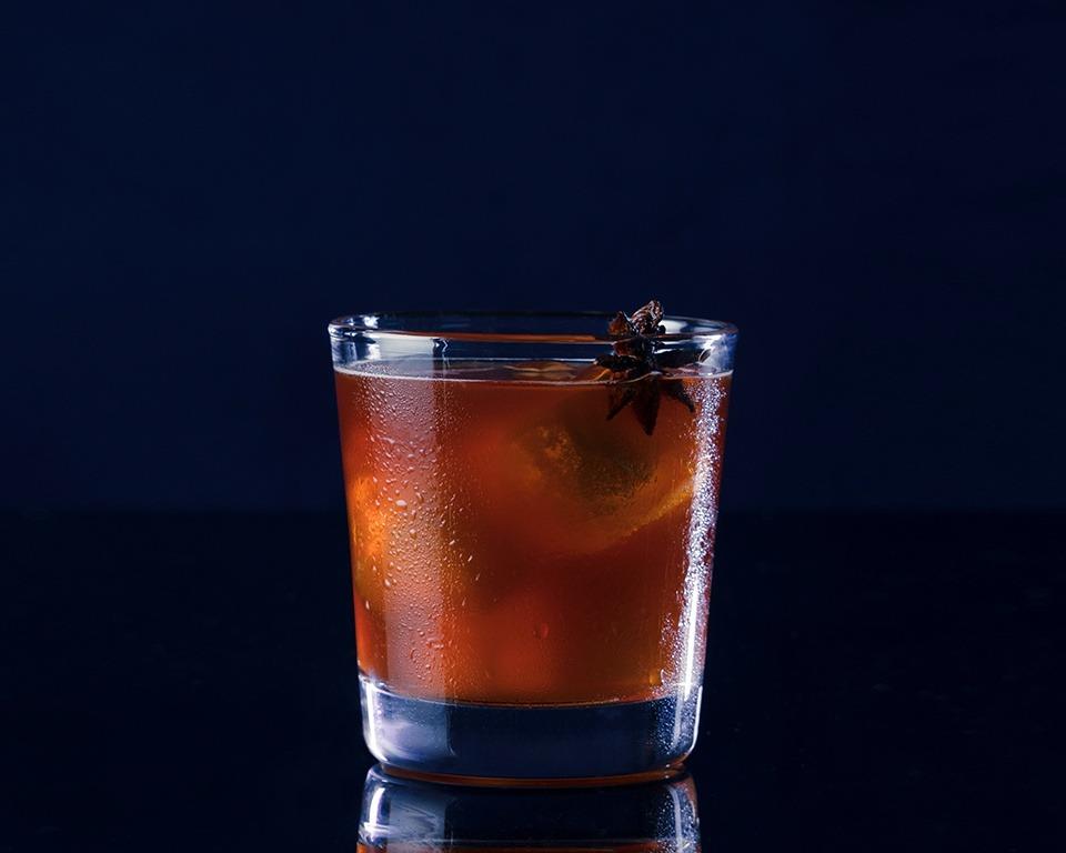 Kentucky Blue  - Cocktail