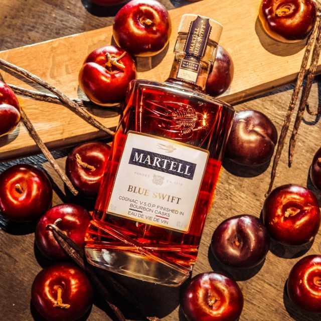 Martell Blue Swift tasting notes