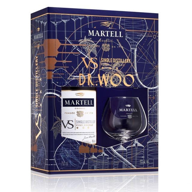 Martell VS Single Distillery Limited Edition by Dr Woo Martell VS Single Distillery Limited Edition by Dr Woo