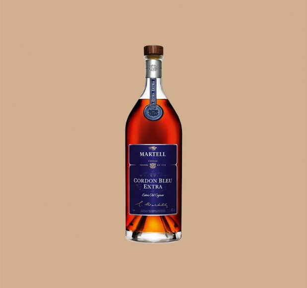 CORDON BLEU EXTRA Cognac 750ml bottle