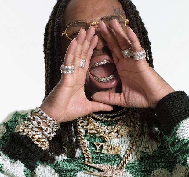 Quavo  Martell celebrates all those who've boldly followed their passion on a courageous journey to change the game. Quavo shares how he is making a statement and leading the way.