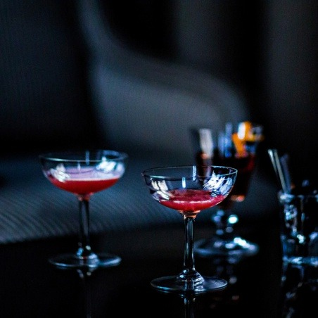 the perfect serve cocktail