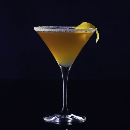 Curious Punch Cocktail