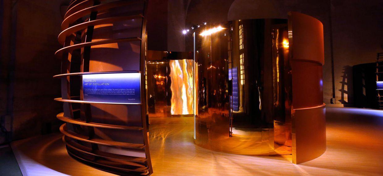 4 hầm sản xuất rượu tại Cung Điện Versailles để khám phá Nghệ Thuật của Nhà Martell