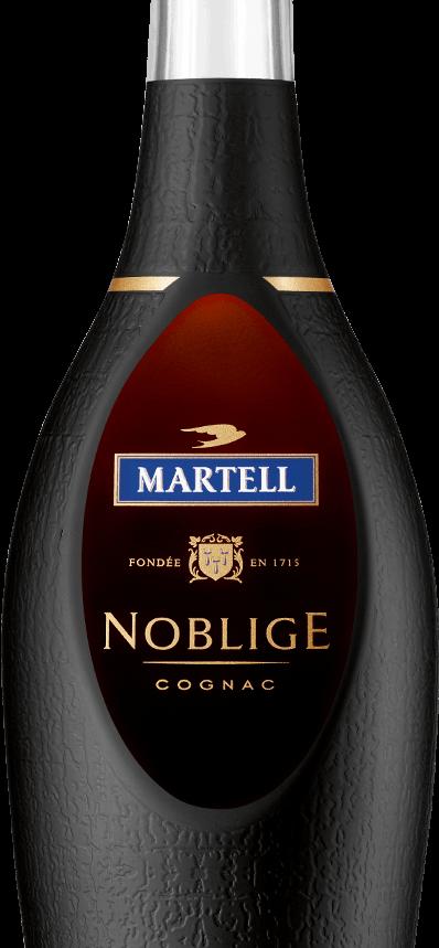 Martell Noblige by Jason Wu bottle