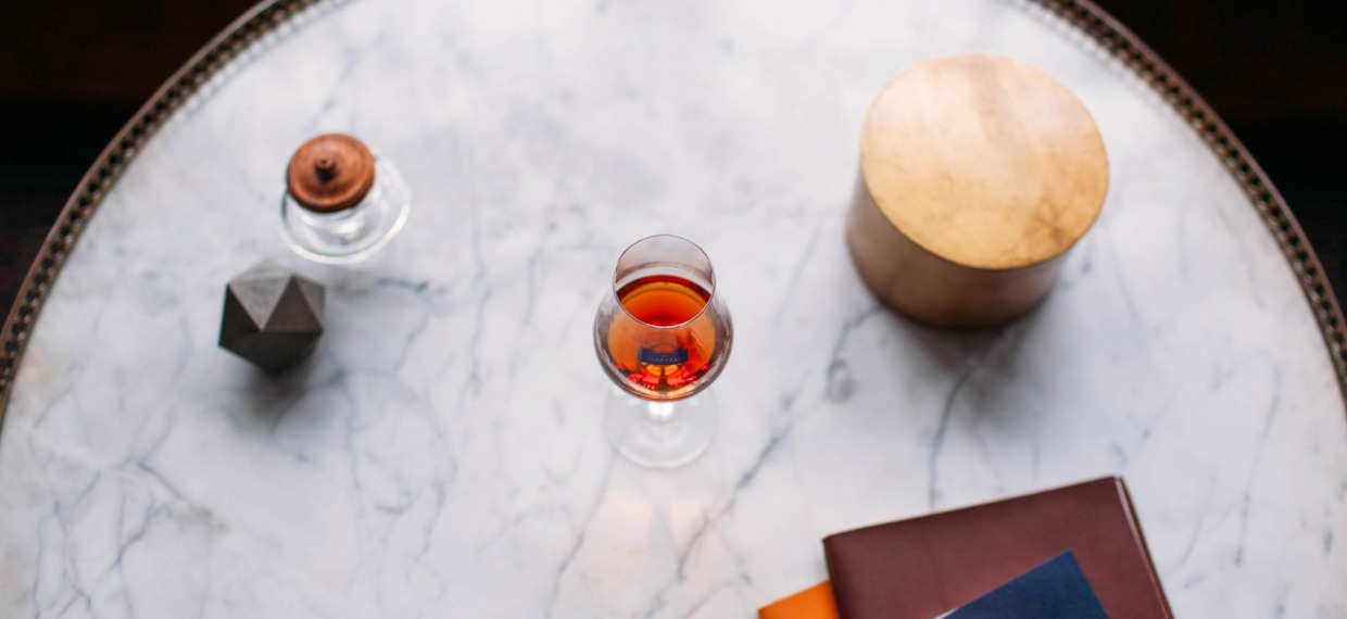 What Kind Of Glass Is Best For Tasting Cognac | Martell Cognac Essentials