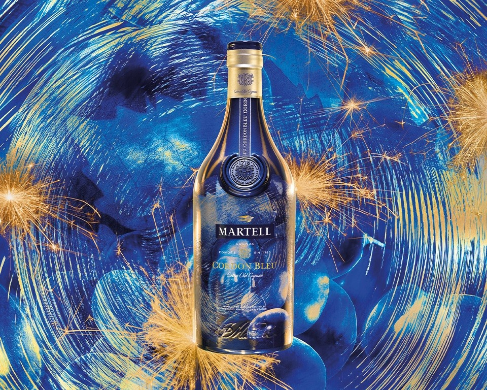 2019 Martell Cordon Bleu End-of-Year Limited Edition -