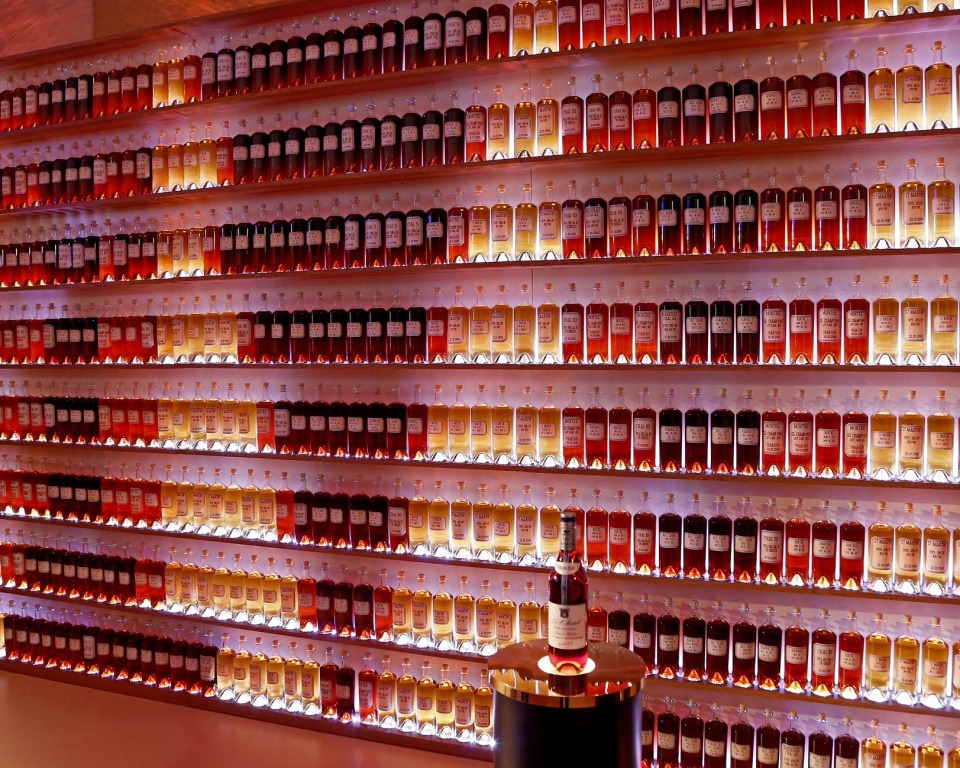 Martell Cognac ateliers at Versailles