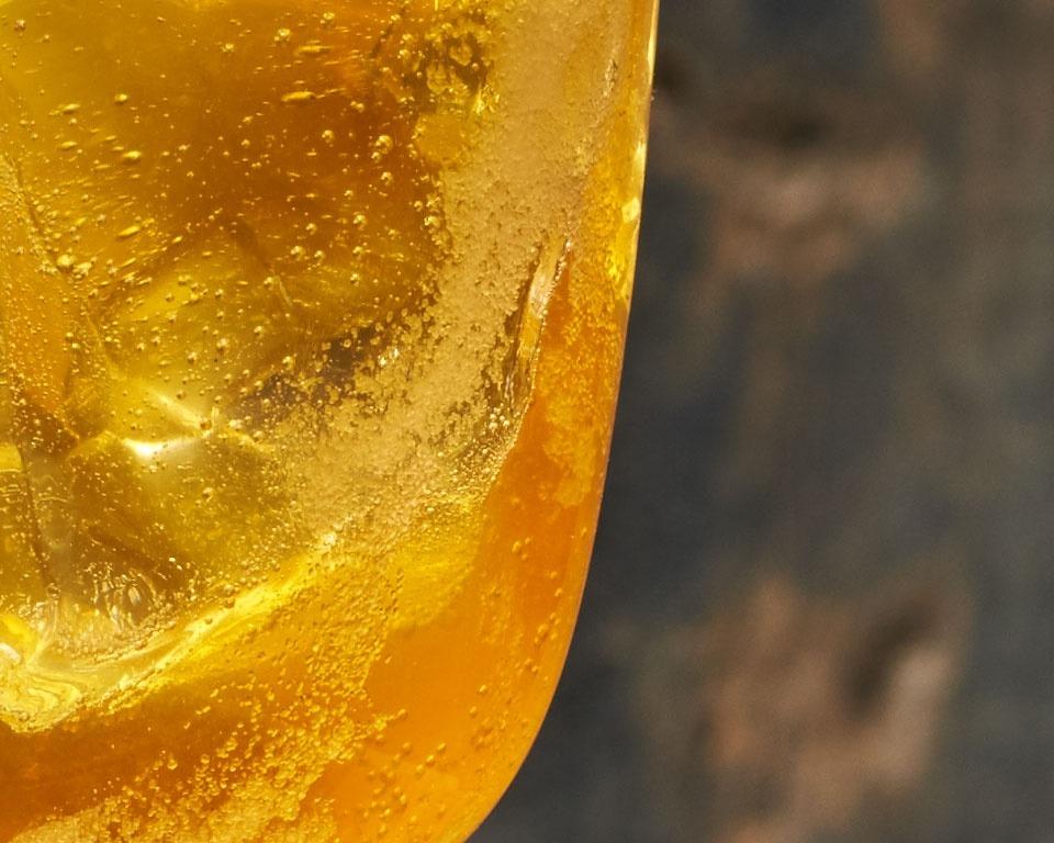 CURIOUS CRUSTA - Cocktail