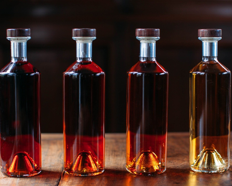 COLLECTION - Discover the full range of Martell cognacs