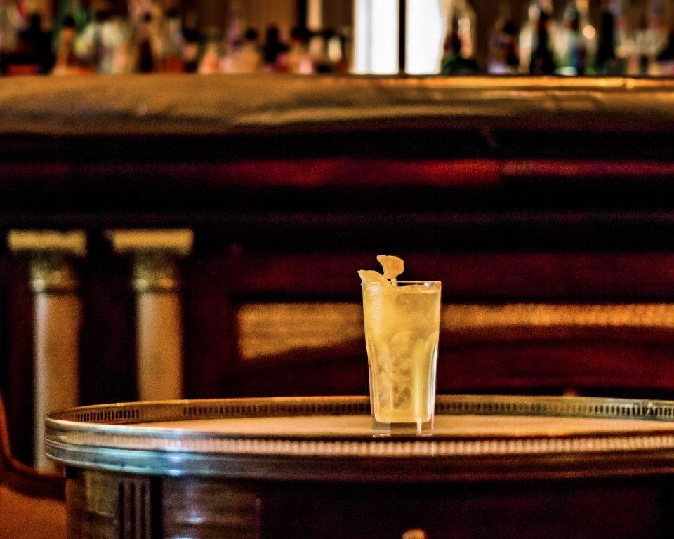 GINGER SPICE - Cocktail