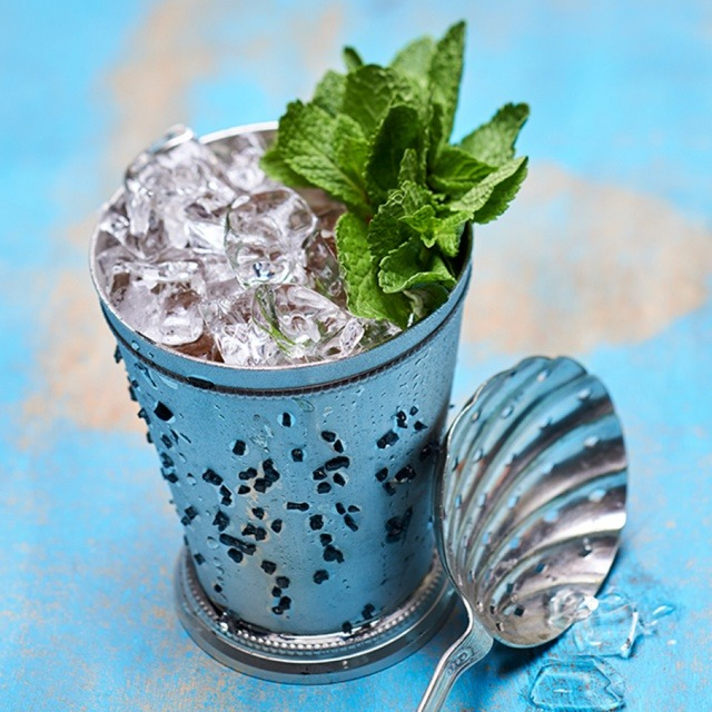 2019 MARTELL BLUE SWIFT END-OF-YEAR LIMITED EDITION Curious Julep Recipe
