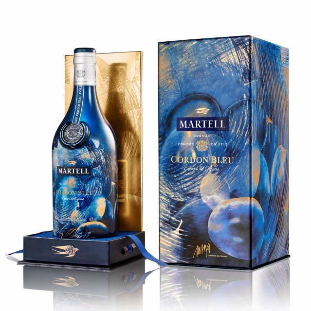2019 Martell Cordon Bleu End-of-Year Limited Edition MARTELL CORDON BLEU LIMITED EDITION