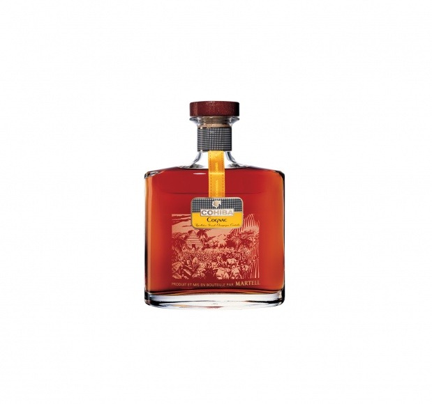 Martell Cohiba  Cognac 700ml bottle
