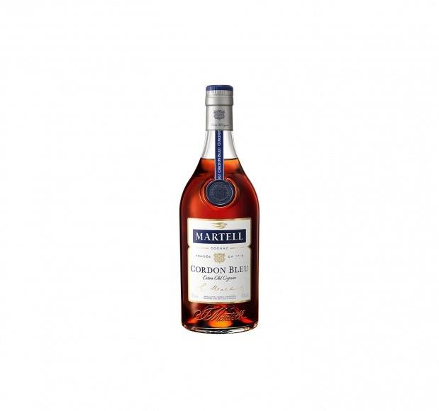 cognac martell cordon bleu CTA