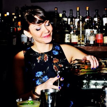 Camille Vidal, a Mixology talent for France 300