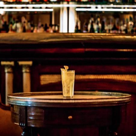 ginger spice cocktail