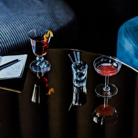Sidecar cocktail