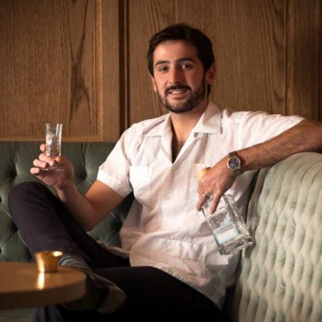 Matthias Lataille, a Mixology talent for France 300