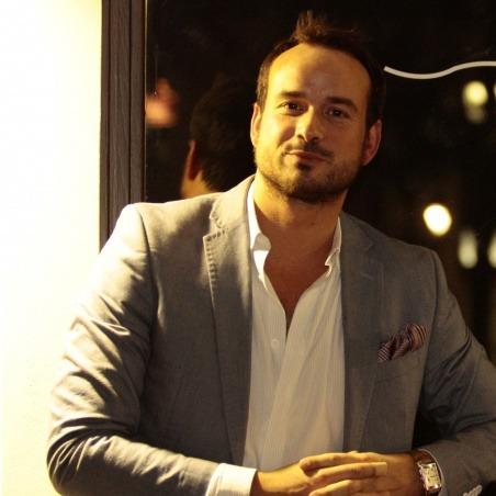 Alexandre Pedrotti, a Mixology talent for France 300