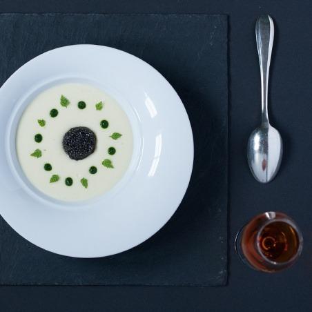Royal Foie Gras  Oscietra caviar