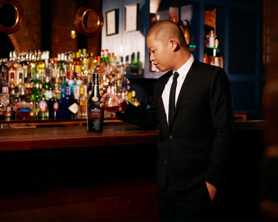 Martell Black Tie Editions Dressed by Jason Wu -