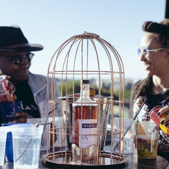 H.O.M.E. by Martell  Be Curious on the Road to AFROPUNK with Martell